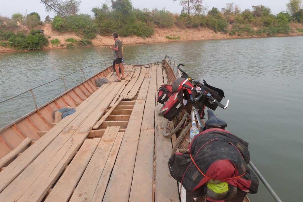 Mit dem Fahrrad durch Südostasien
