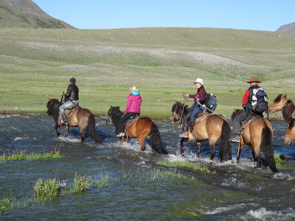 Mongolei Fkussdurchquerung
