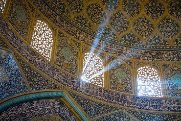 Iran Isfahan-Moschee